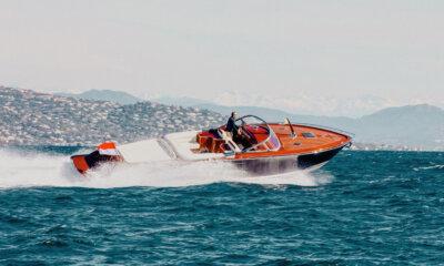 J Craft Torpedo 42 Acheron Heritage Wooden Boat