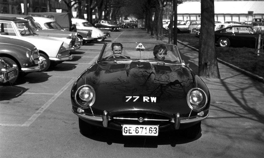 Jaguar Classic E-Type 60 Collection 1961 Geneva Norman Dewis