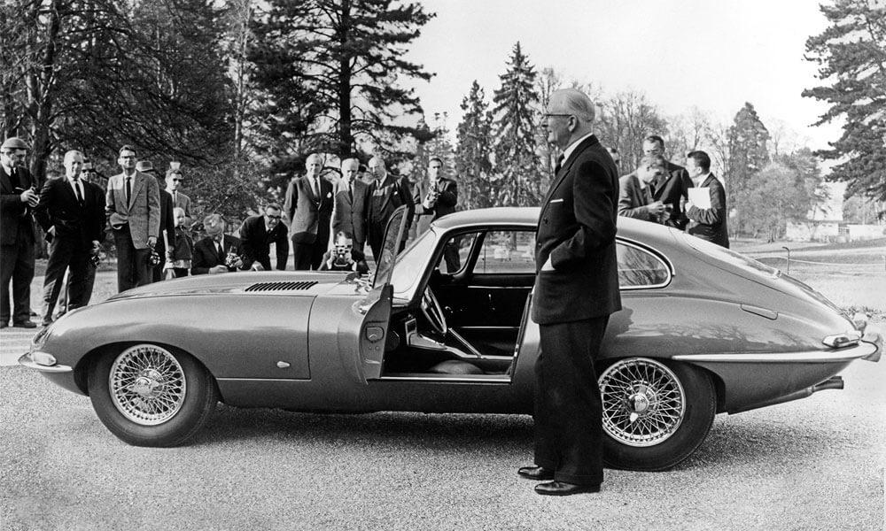 Jaguar Classic E-Type 60 Collection 1961 Geneva William Lyons 9600HP
