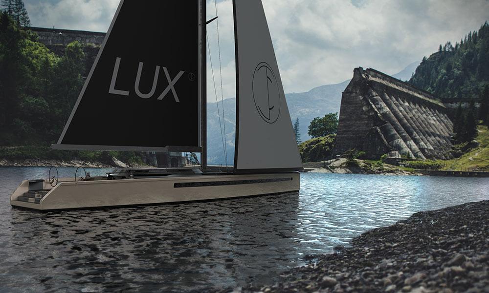 Julien Cadro LUSSO Marron design