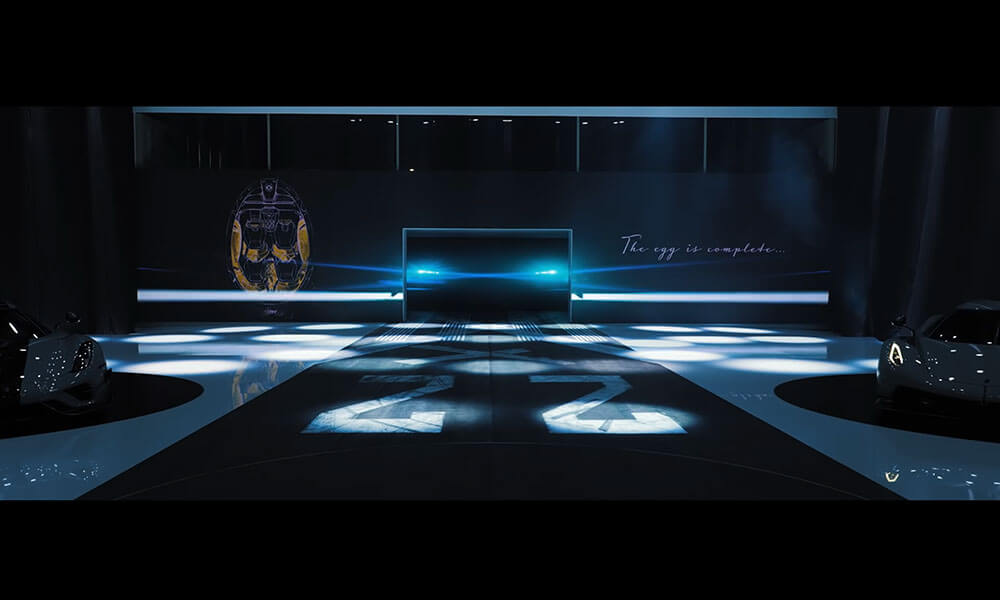 Koenigsegg at the 2020 Geneva International Motor Show
