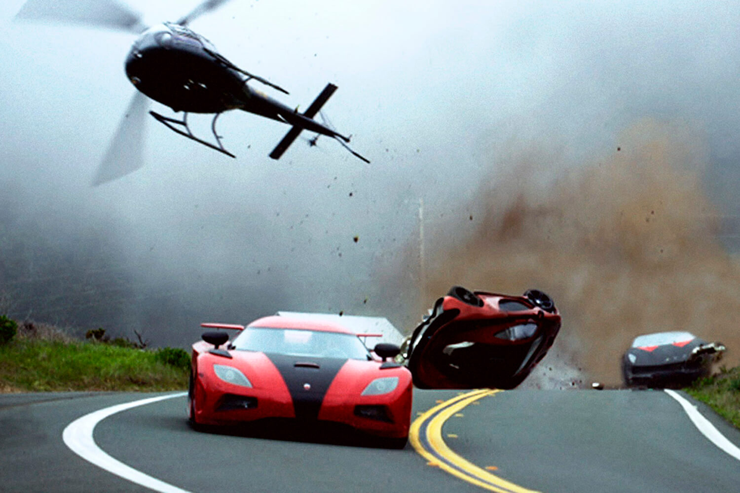 2014 Koenigsegg Is Featured In The Movie Need For Speed
