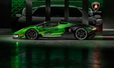 Lamborghini Essenza SCV12 Side View