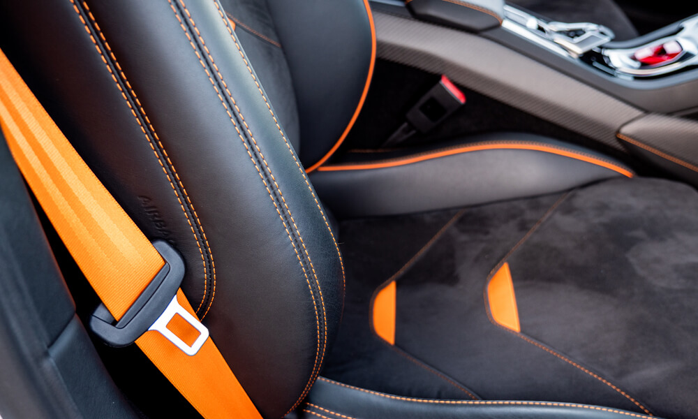 The optional fully-electric and heated seats are delicious. Credit: Billionaire Toys