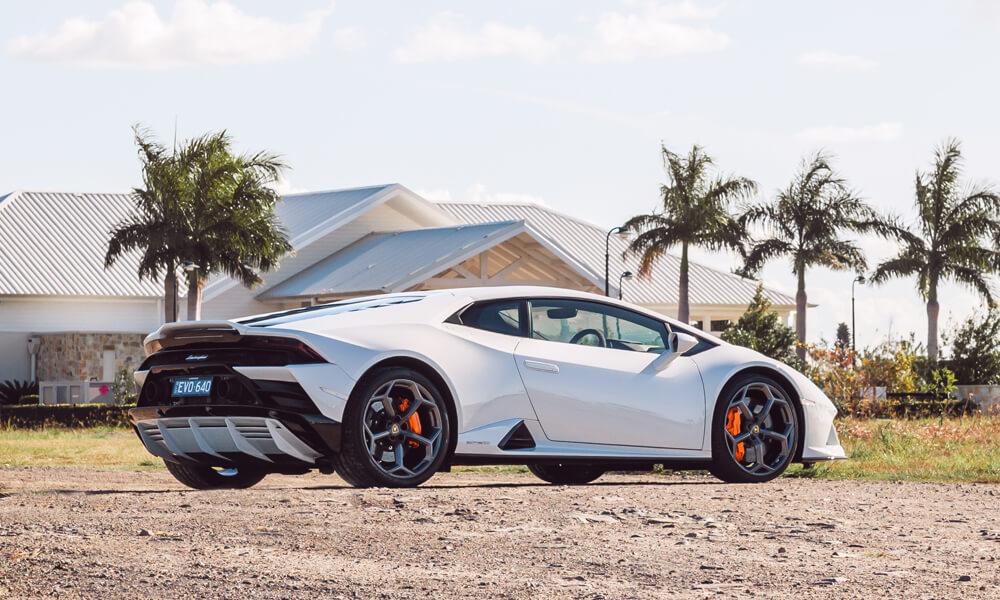 The new 'entry level' Lamborghini. Credit: Billionaire Toys