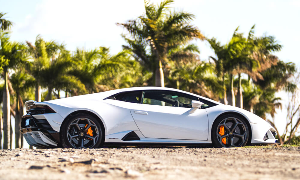 The Lamborghini Huracan Evo. Credit: Billionaire Toys