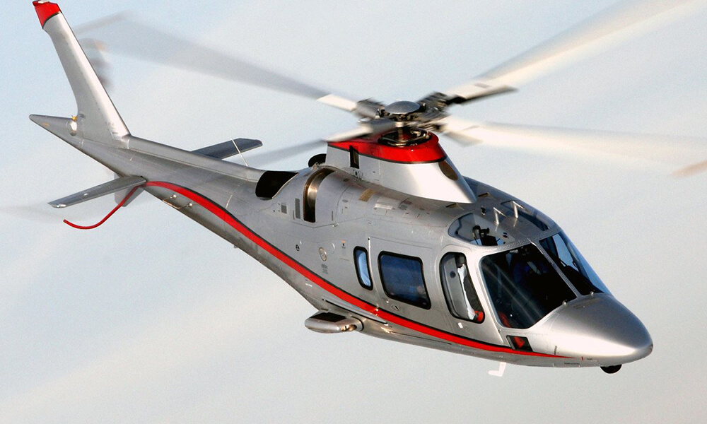 Leonardo AW109 Helicopter