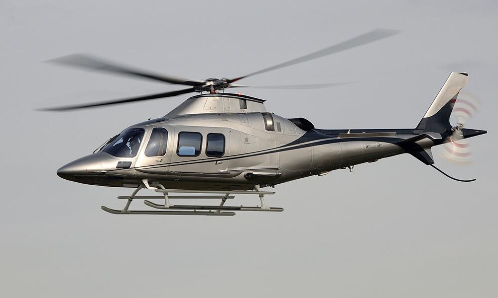 Leonardo AW109 Trekker