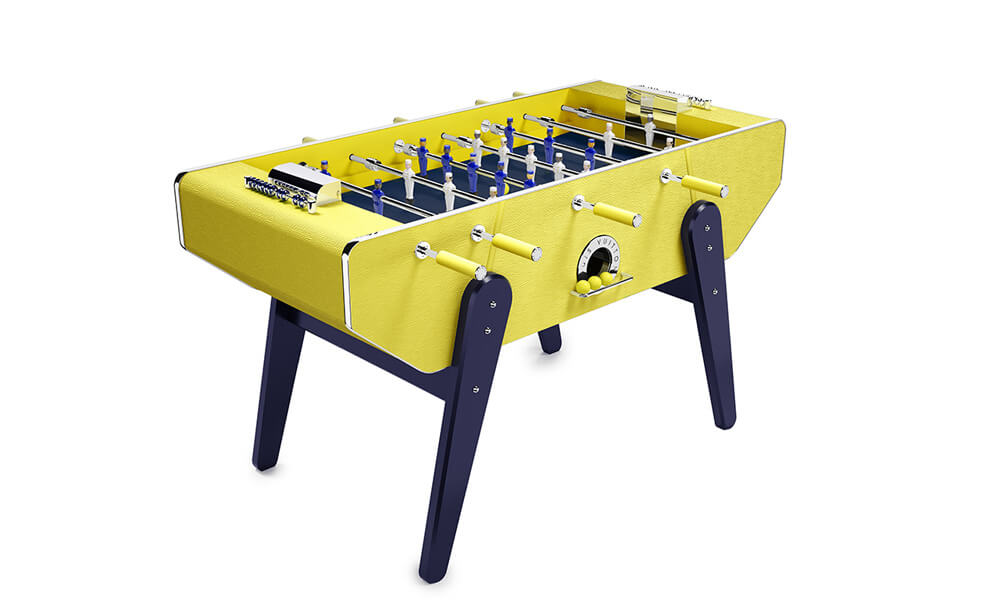 Louis Vuitton Babyfoot Foosball Table in Pistachio