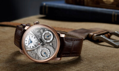 MB&F x Eddy Jaquet From The Earth To The Moon Legacy Machine