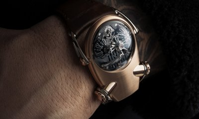 MB&F HM Bulldog Watch