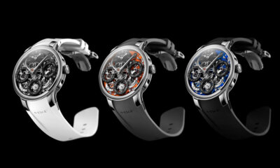 MB&F LMP Evo Collection
