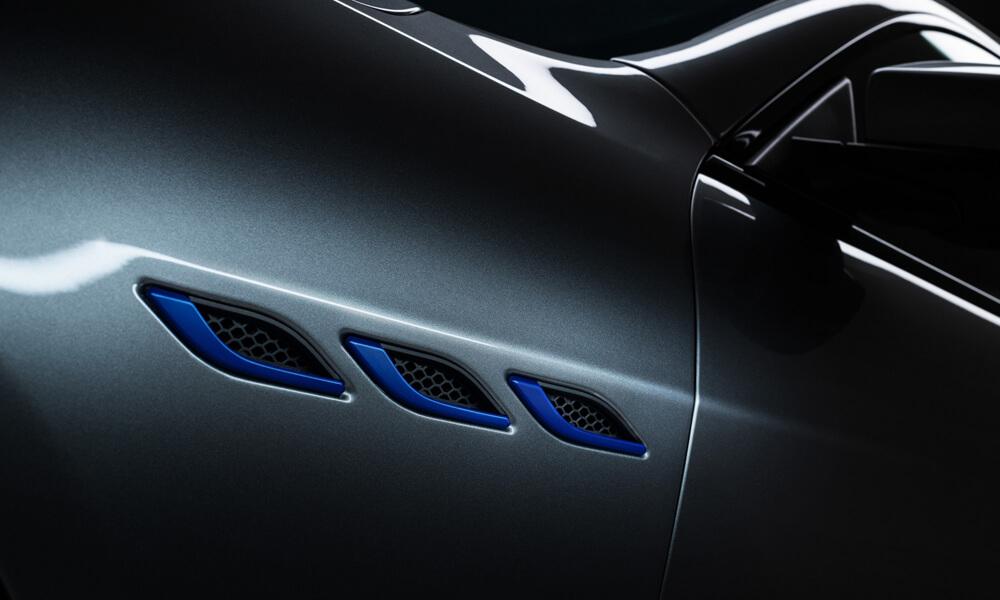 Maserati Ghibli Hybrid Air Vents