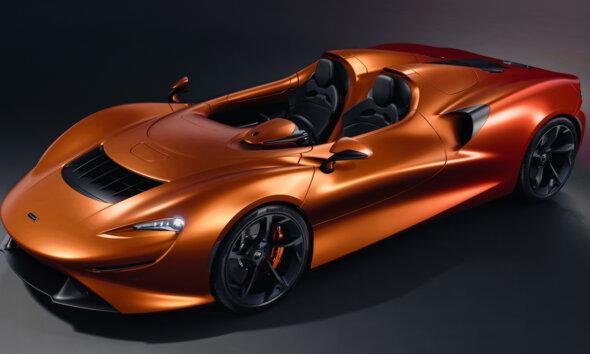 McLaren Elva Spec Explore Magma