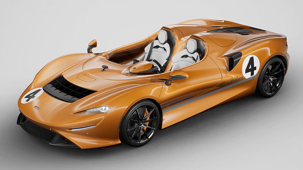 McLaren Elva Spec M6A