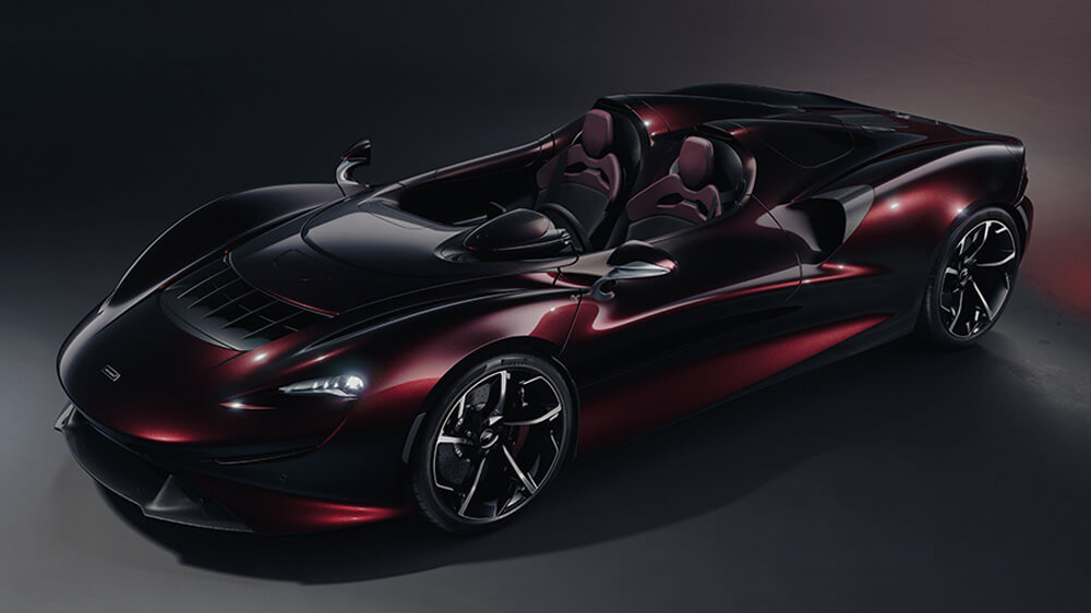 McLaren Elva Spec Timeless Lux