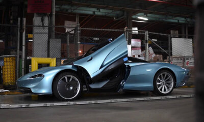 McLaren Speedtail First in USA