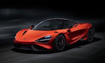 McLaren 765LT Super Series Long Tail revealed