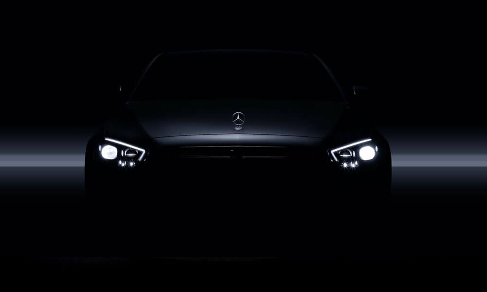 Mercedes-Benz GIMS 2020 Live stream time and location
