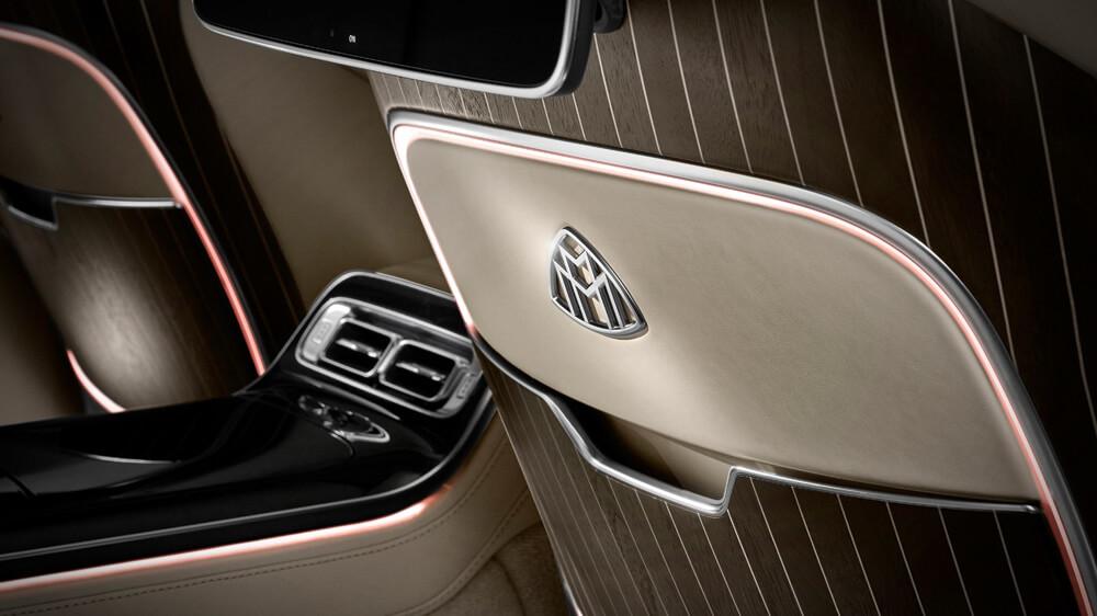 Mercedes Maybach Seats