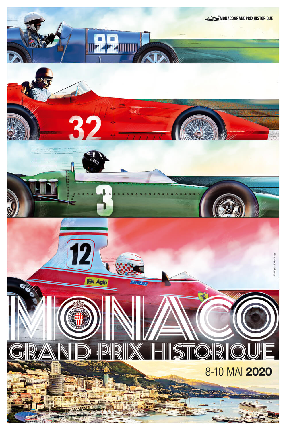 Fans will now have to wait till 2022 for the next event. Credit: Automobile Club Monaco