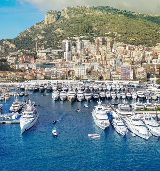 Monaco Yacht Show Port Hercule