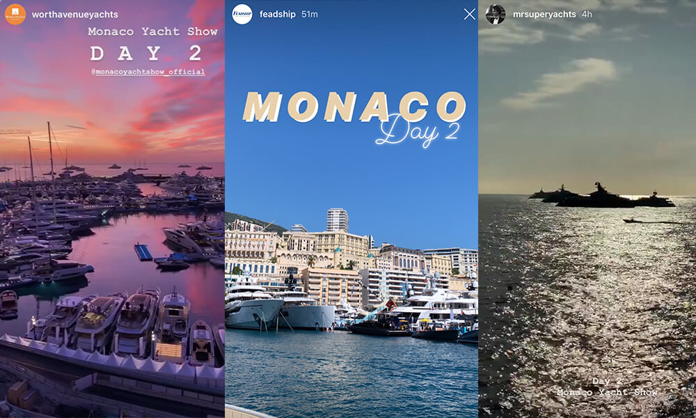 2019 Monaco Yacht Show Day 2