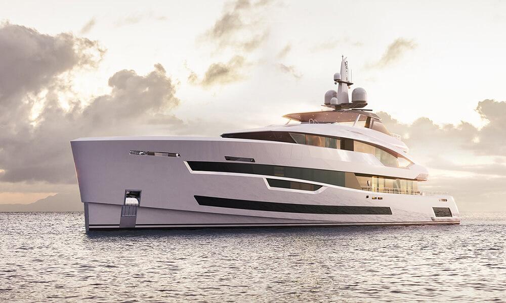 Motor yacht Akira by Heesen Yachts