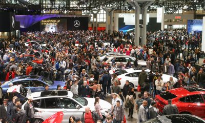 New York International Auto Show Postponed Due To Coronavirus
