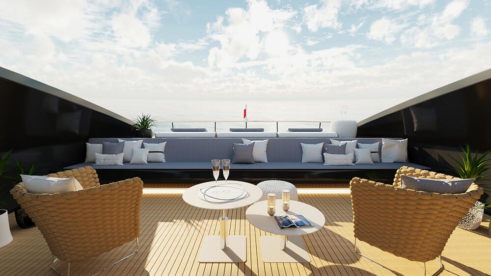 Officina Armare BadGal Deck Lounge