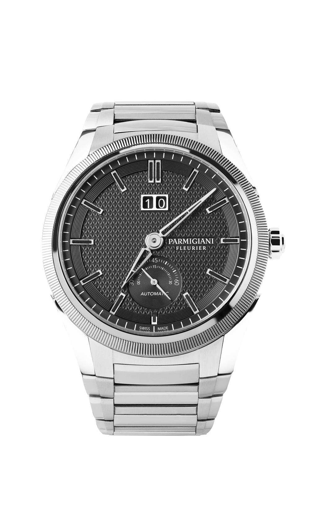 Parmigiani Fleurier Tonda GT Steel Bracelet Dial
