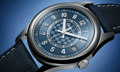 Patek Philippe Stainless Steel Calatrava Limited Edition Watch Face