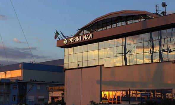 Perini Navi Italian Shipyard featured
