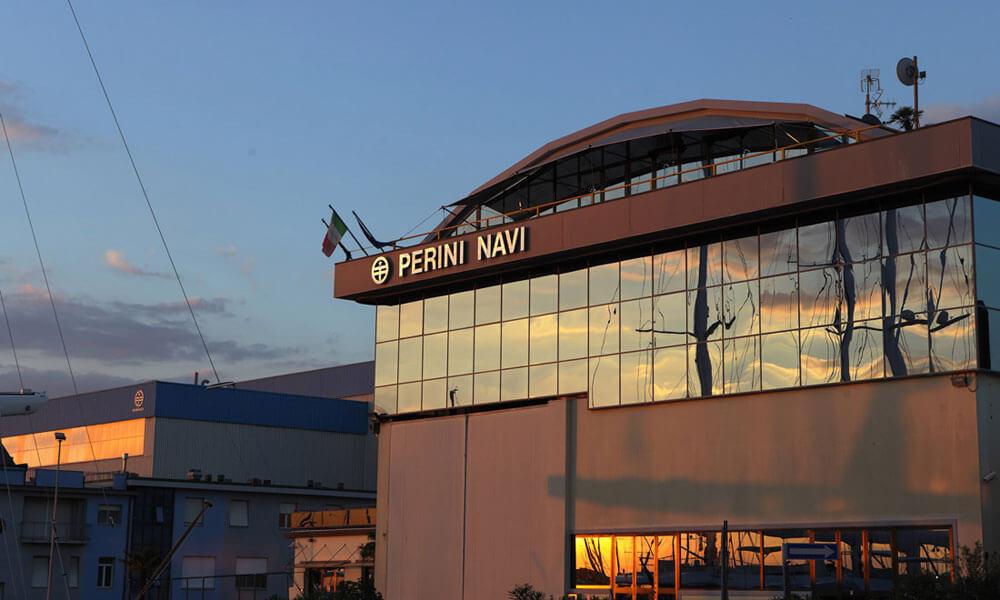 Perini Navi Italian Shipyard