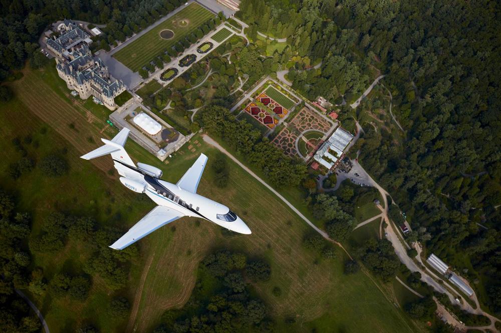 Pilatus PC-24 Super Versatile Jet 10 Seater