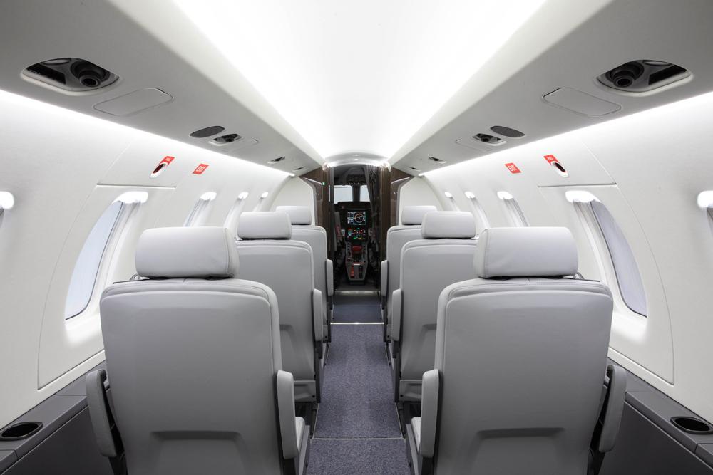 Pilatus PC-24 Super Versatile Jet 10 Seater Commuter