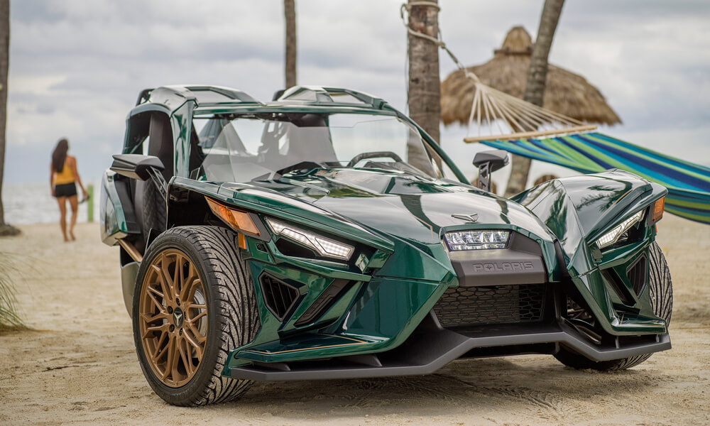 Polaris Slingshot Grand Touring LE Side View