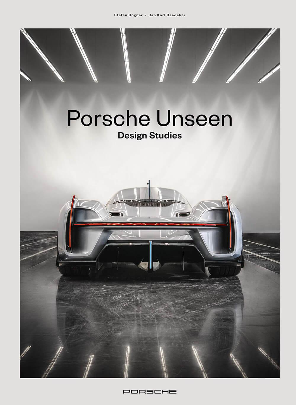 """Porsche Unseen"" shares unreleased concept cars from 2005-2019. Credit: Porsche"