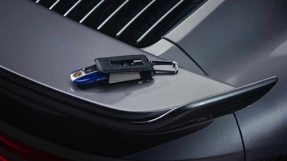 Porsche 911 Turbo S Limited Edition Duet Embraer Phenom 300E Car Keys