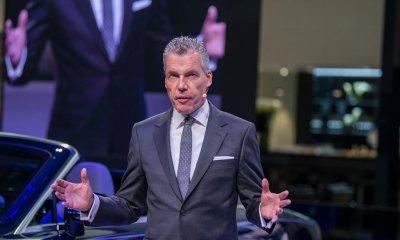 Torsten Muller Otvos CEO Rolls Royce Motor Cars