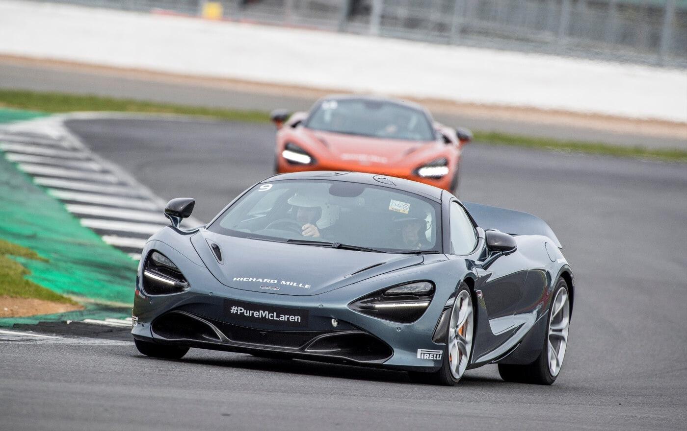 Pure McLaren Donington Circuit
