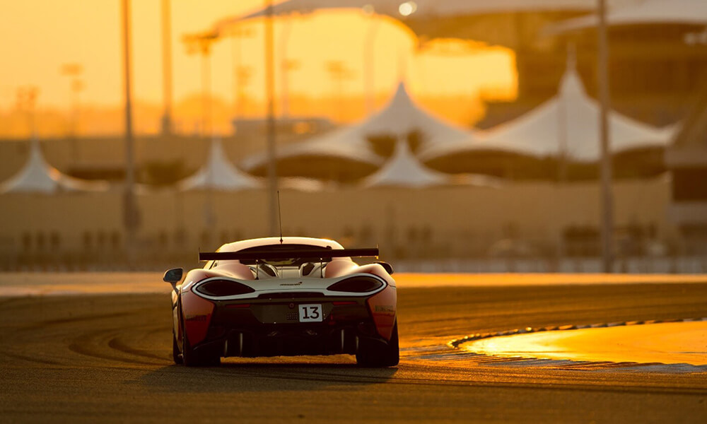 Pure McLaren Experience Bahrain