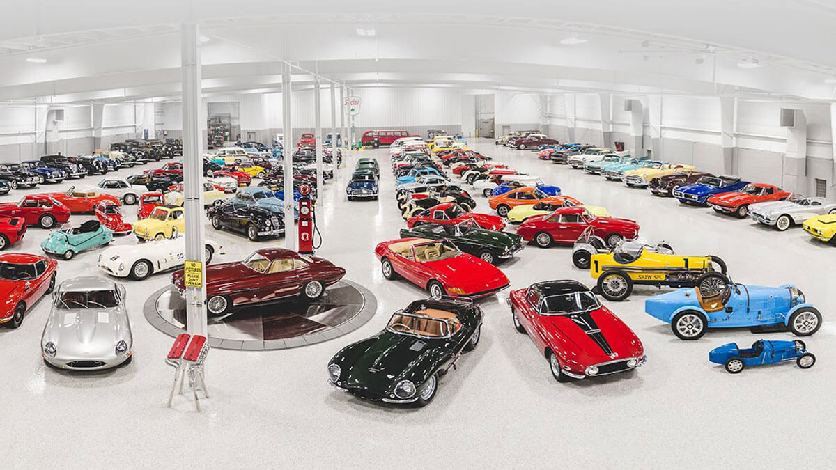 RM Sothebys Elkhart Collection