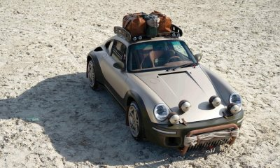RUF Rodeo Concept Car Front View
