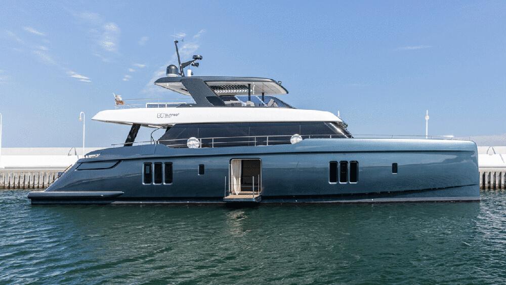 Rafael Nadal Yacht Sunreef 80 Power Catamaran