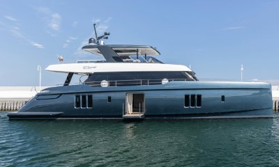 Rafael Nadal Yacht Sunreef 80 Power Catamaran