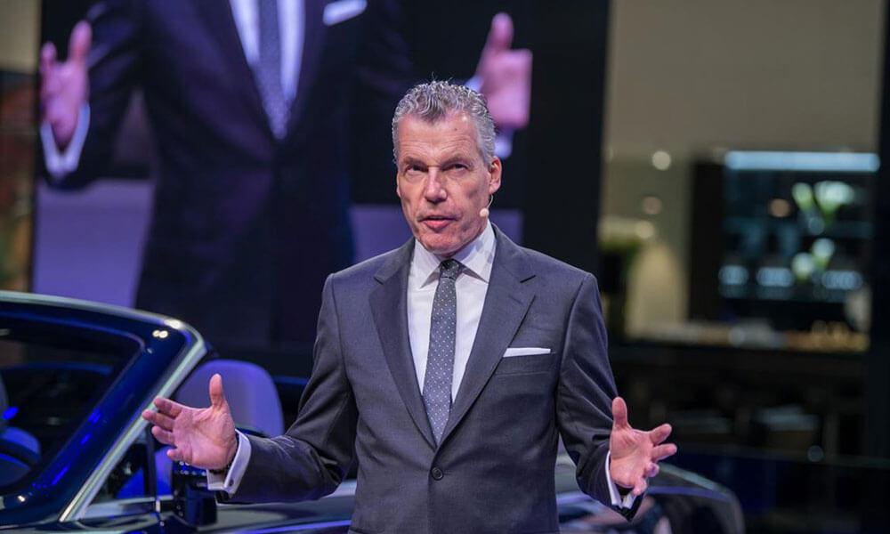 Rolls-Royce Motor Cars Torsten Muller-Otvos