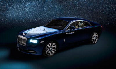 Rolls-Royce Wraith Abu Dhabi Inspired By Earth