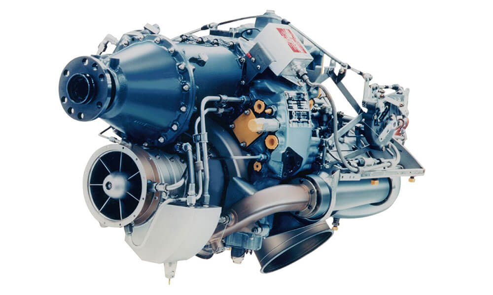 Rolls-Royce M250 aircraft turboshaft engine