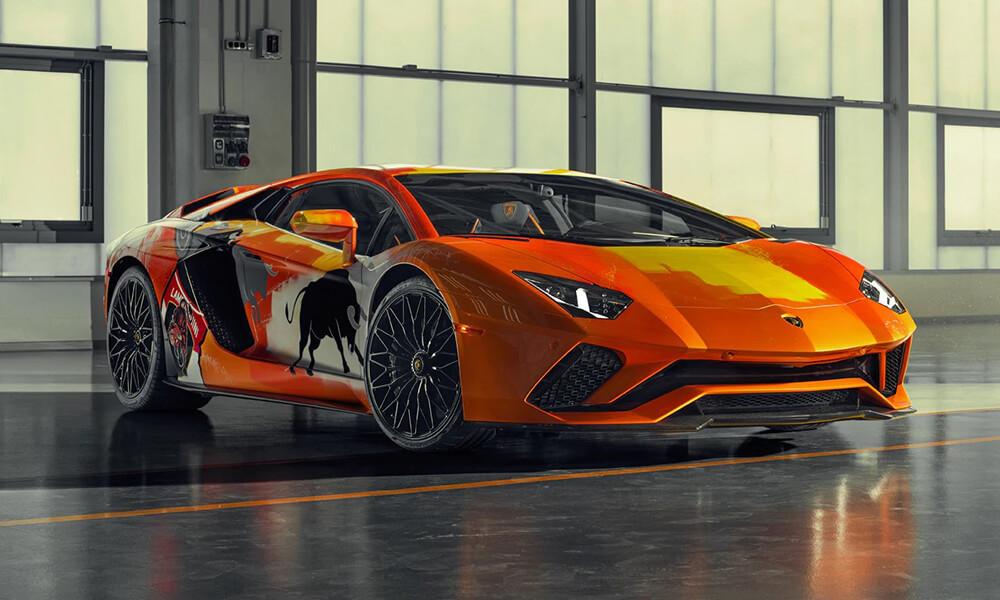Image result for Lamborghini Aventador S blockchain